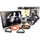 BQN Uode P90X3 Fitness DVD Workout Base,Building Resistance Workouts 10 DVD