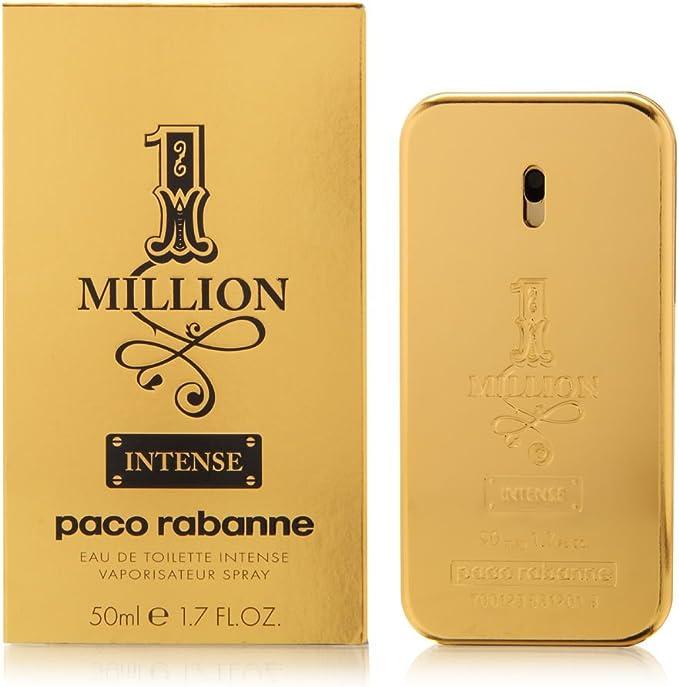 Paco Rabanne 1 Million Intense Eau de Toilette Vaporizador 50 ml