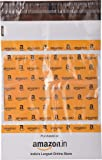 """Securement Amazon Polybags Premium (8"""" x 11"""" inch, with Jacket) (100 Pcs)"""