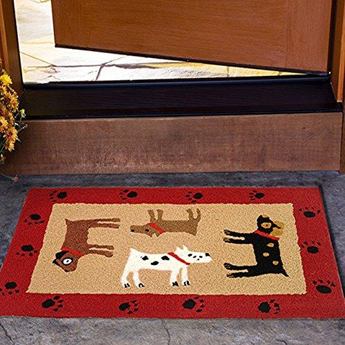 Four Friends Doormat-Jellybean Rug