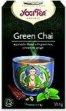 Yogi Tea  Green Chai 17 teabags (Pack of 6, total 102 teabags)