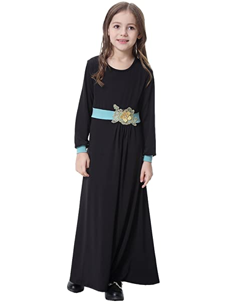 Muslim Girls Formal Dress Style