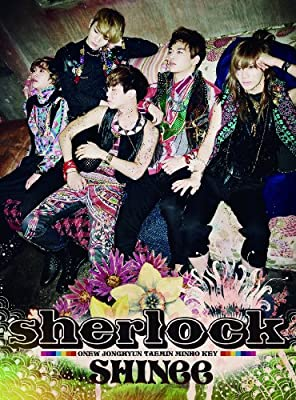 Shinee - SHERLOCK -JAPANESE VER -(+DVD+BOOKLET)(ltd )
