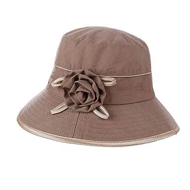 Gorras Sombrero De Campana Verano Mujeres Primavera Primavera ...