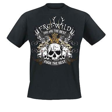 Wild - Sieger Stehen Da Auf... T-Shirt, schwarz