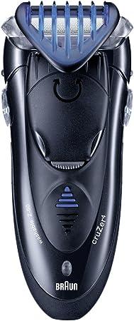Braun - Afeitadora & Recortadora cruZer 4 Z60, negro y azul: Amazon.es: Salud y cuidado personal