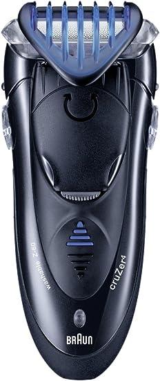 Braun - Afeitadora & Recortadora cruZer 4 Z60, negro y azul ...