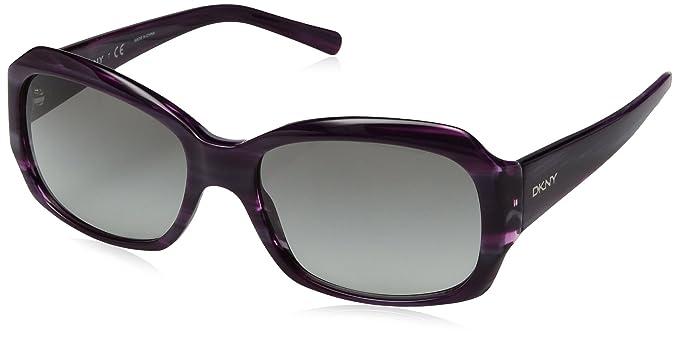 Amazon.com: DKNY mujer rectangular de plástico anteojos de ...