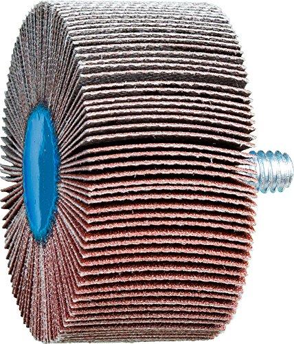 PFERD 45373 - Rueda de cambio rápido, óxido de aluminio A, 5 cm de diámetro x 2,5 cm de largo, vástago de 1/4 pulgadas,...