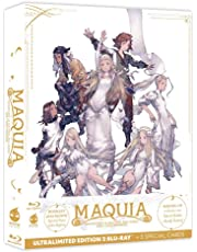 Maquia- Ultralimited Edition (2 Blu-ray+2 book+Digipack)