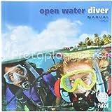 Manuel PADI Open Water Diver avec option ordinateur de plongée intégrée - VF