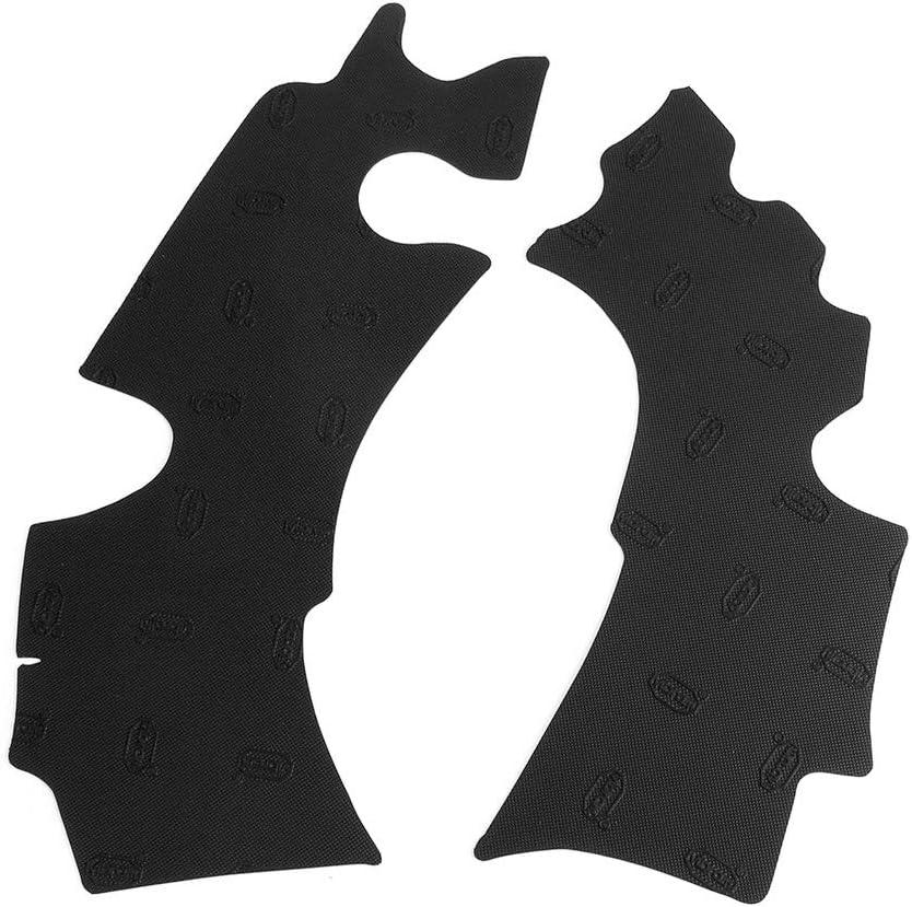 Vibram M7334N Black Off-road Rubber Frame Pads