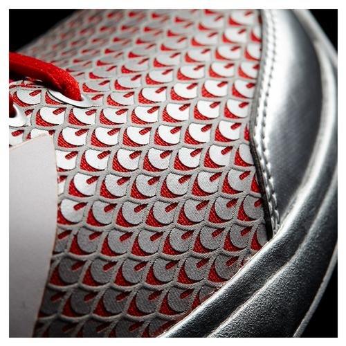 Scarpe Da Donna Adidas Adizero Ubersonic 2 W Athena Tennis Bianco / Argento Metallizzato / Rosso Vivo