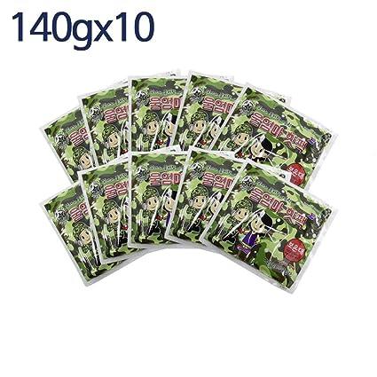 ad969d269bc2 Amazon.com: 10 PCS Premium Korean Heating Pad - Pocket Warmer - Hot ...