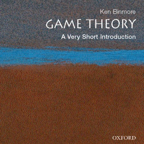 Pdf Science Game Theory: A Very Short Introduction