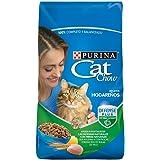 Cat Chow Comida para Gato, Adulto, Hogareños