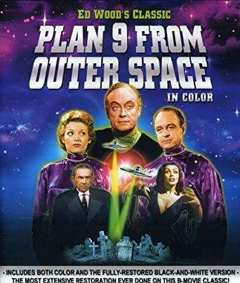 Plan 9 From Outer Space - FULL EDITION!