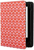 Jonathan Adler Jaipur Arrows  Cover - Orange (Fits Kindle Paperwhite, Kindle & Kindle Touch)
