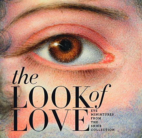 The Look of Love: Eye Miniatures from the Skier Collection by Brand: GILES