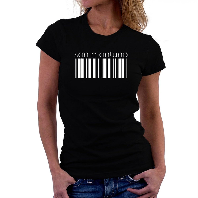 Son Montuno barcode Women T-Shirt