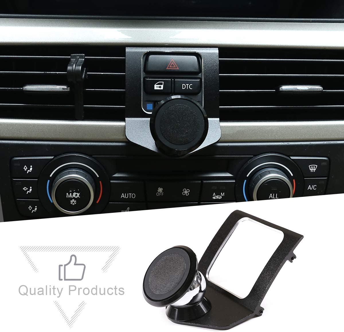 CHEYA phone mount for bmw E90 and E92