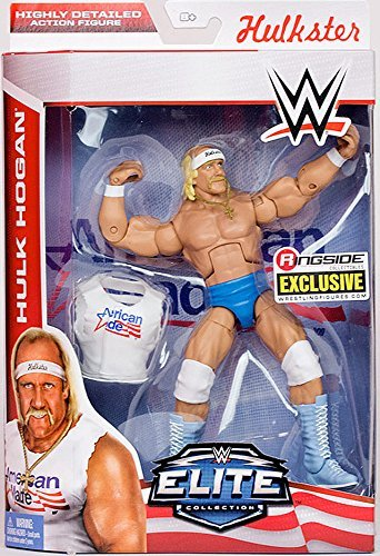 WWE Elite Collection Hulk Hogan Figure