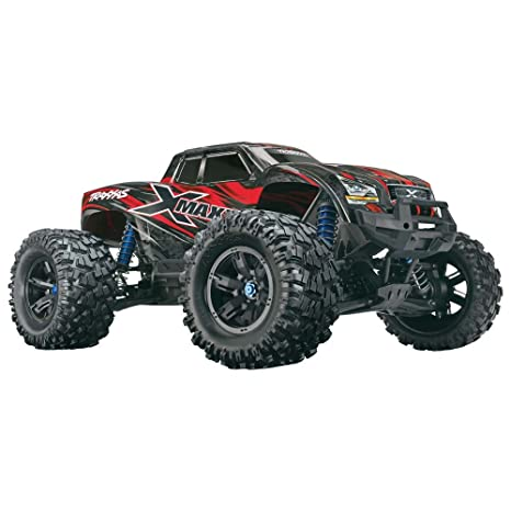 amazon com traxxas 77076 4 x maxx brushless rtr electric monster rh amazon com Traxxas Revo 2.5R Roll Cage Traxxas Revo 2.5R Upgrades