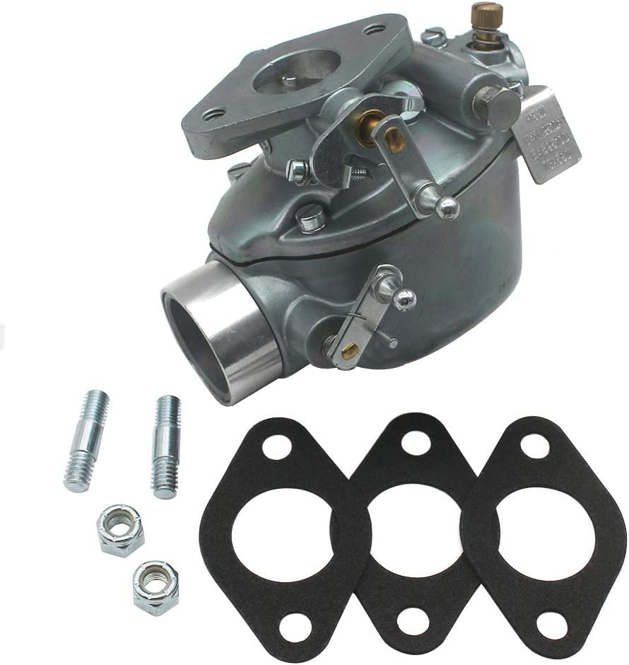 KIPA Carburetor For Ford 600 620 630 640 650 660 700 740 800 820 840 850 860 900 950 960 NAA Tractor With Marvel-Schebler TSX580 Carb 134 Cubic Inch Engine Replace B4NN9510A EAE9510D 0-13880: Automotive