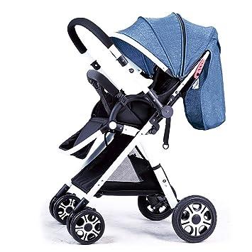 Sillas de paseo JCOCO High Landscape Baby Stroller Handle ...