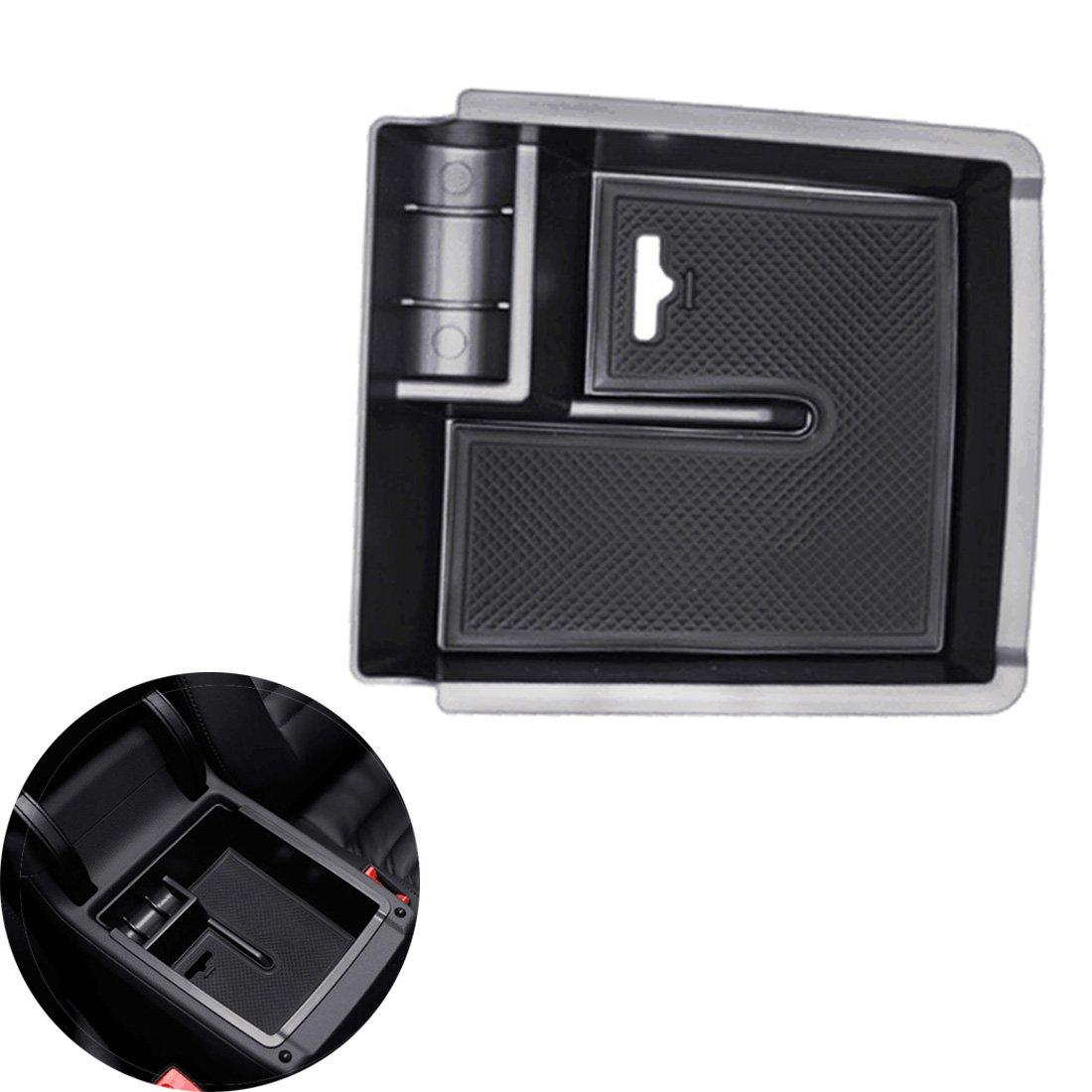 LITTOU Caja de apoyabrazos central Consola reposabrazos Caja Guante Caja para Magotan B8,Passat B8: Amazon.es: Coche y moto