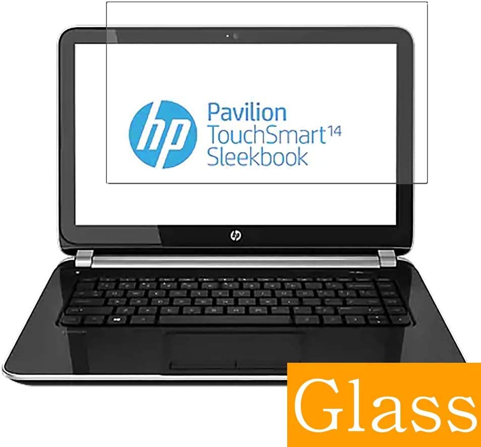 Synvy Tempered Glass Screen Protector for HP Pavilion TouchSmart 14-f000 / f048ca / f023cl / f027cl 14