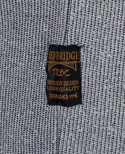 Red Zip-felpe con cappuccio grigio uomo Bridge S