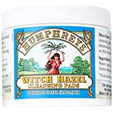 Humphreys Homeopathic Remedies Witch Hazel Pads 60 Ct