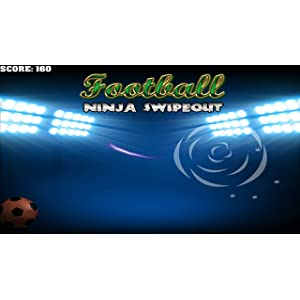 Football Ninja Swipe Out - Free Soccer Game: Amazon.es ...