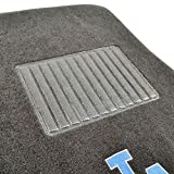 FANMATS 10344 Florida 2-Piece Embroidered Car Mat