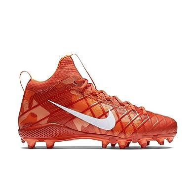 Nike Field General 3 Elite TD Men s Football Cleats 12 US Orange b687acf5c