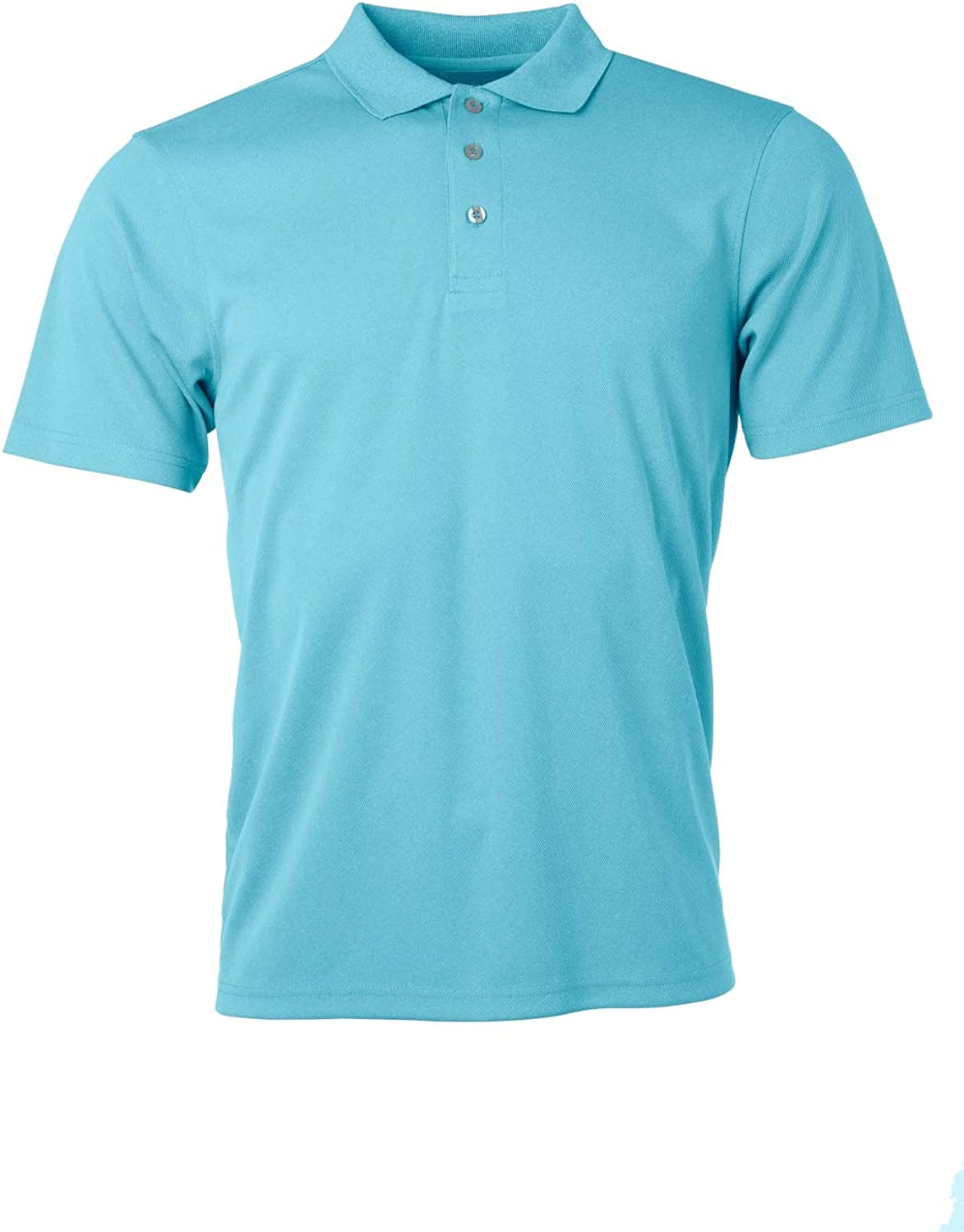 Guuja Men Functional Polo Sport Polo Shirt Breathable Fast Drying