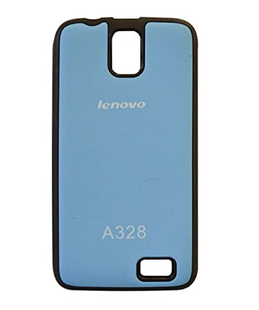 COVERNEW Back Cover for Lenovo A328 -Sky Blue: Amazon.in: Electronics