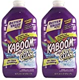 Kaboom Shower, Tub, & Tile Cleaner, With The Power Of Oxi Clean Stain Fighters, 60 Ounce Refill, (Pack of 2)