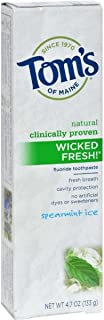 product image for Tom's Of Maine, Toothpaste Wicked Fresh Spearmint Ice, 4.7 Ounce