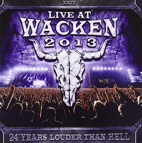 CD : Various Wacken 2013 - Live at Wacken 2013 (2 Disc)
