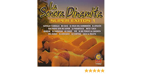 Capullo y Sorullo by La Sonora Dinamita on Amazon Music ...
