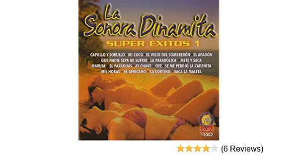 Que Nadie Sepa Mi Sufrir by La Sonora Dinamita on Amazon Music - Amazon.com