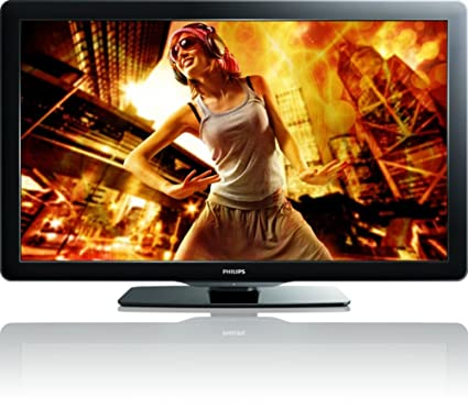 Amazon com: Philips 55PFL3907/F7 55-Inch 120Hz LCD iPTV with Built