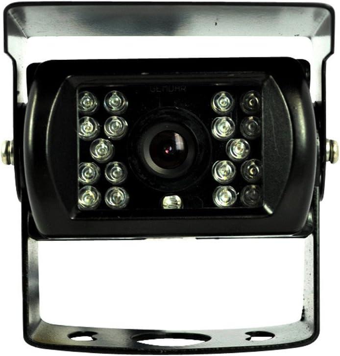 Buyee 7 inch TFT LCD Monitor+18 LED Reversing CCD Camera Car Reversing camera