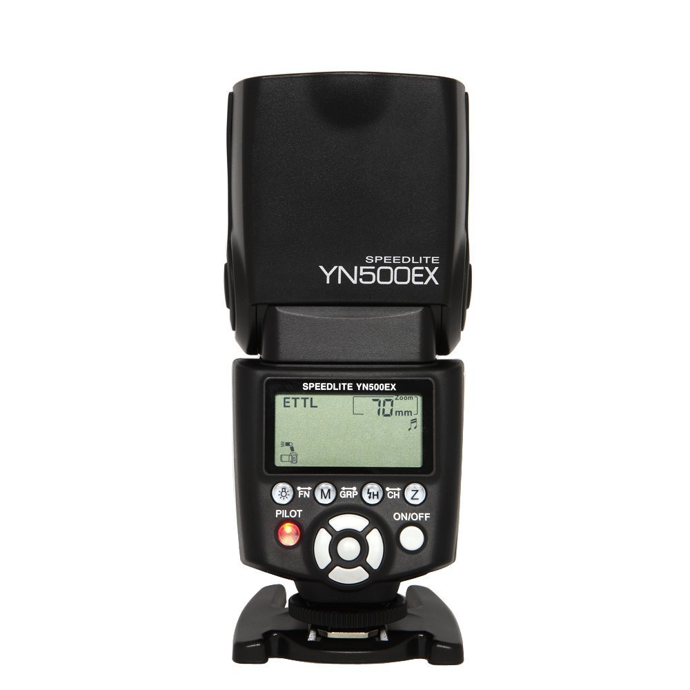 Yongnuo YN-500Ex YN500Ex High-speed sync HSS Flash Speedlite/Speedlight by Supermax