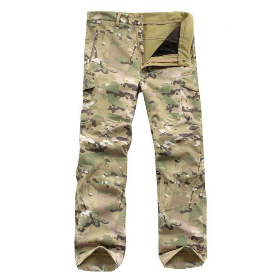 Eglemall Men's Military Tactical Hunting Pants