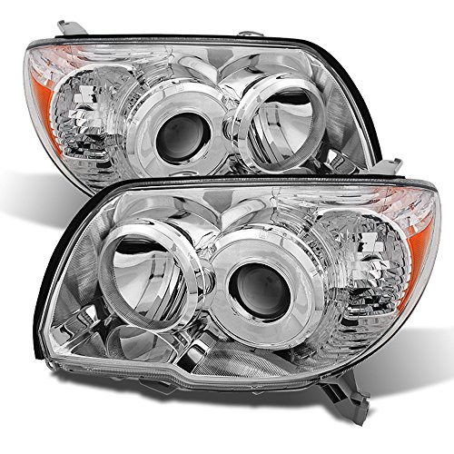 ACANII - For 2006-2009 Toyota 4Runner 4 Runner Projector Headlights lamp Driver + Passenger Side -