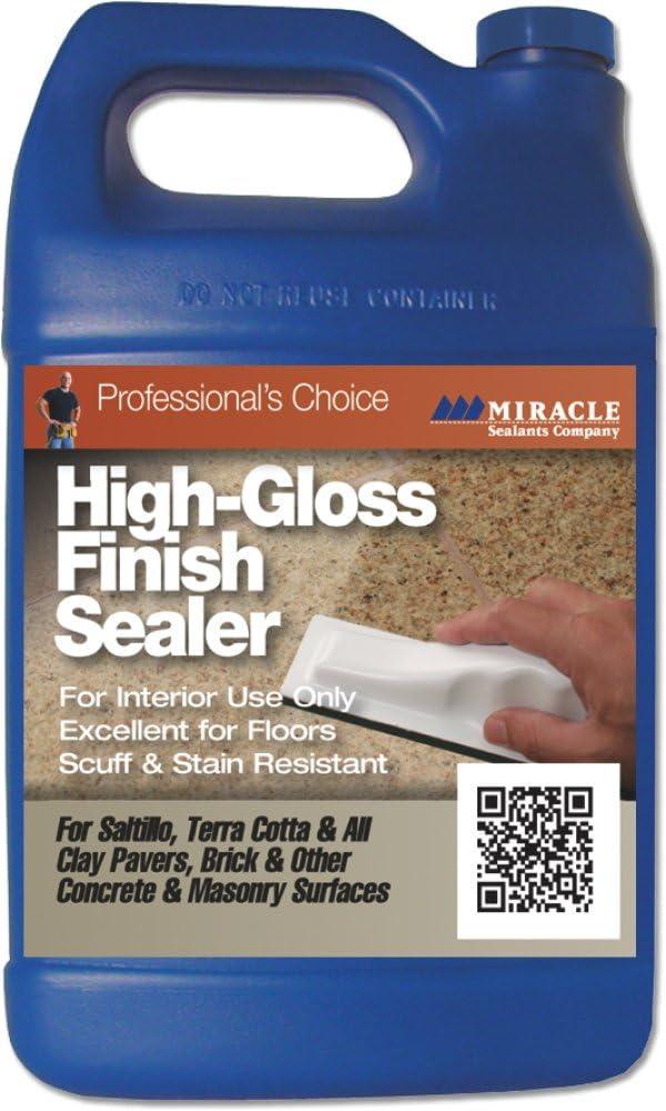 Miracle Sealants Shine GAL SG Mira Shine High Gloss Sealer, Gallon