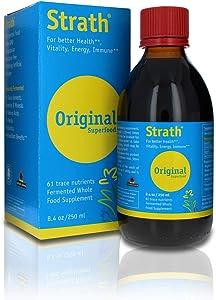 Bio-Strath Bio-Strath, Liquid 8.4 FL Oz (Pack of 3)